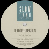 le-loup-junktion-cant-stop-ep-slow-town-records-cover