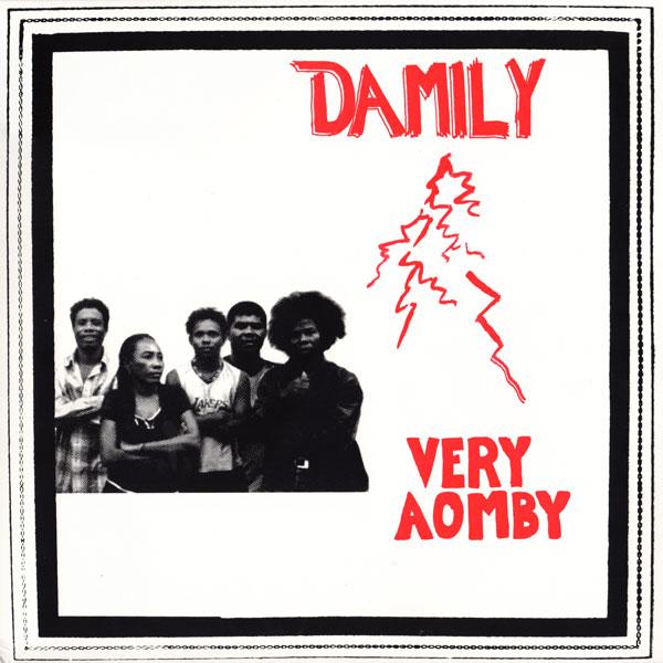 damily-very-aomby-lp-bongo-joe-cover