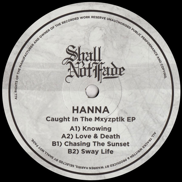 hanna-caught-in-the-mxyzptik-ep-shall-not-fade-cover