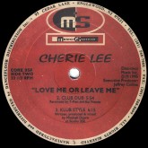 cherie-lee-love-me-or-leave-me-slow-to-speak-cover