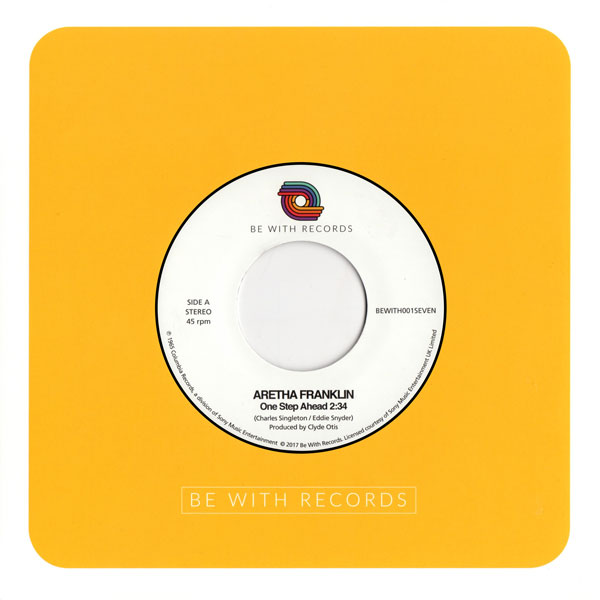 aretha-franklin-one-step-ahead-be-with-records-cover