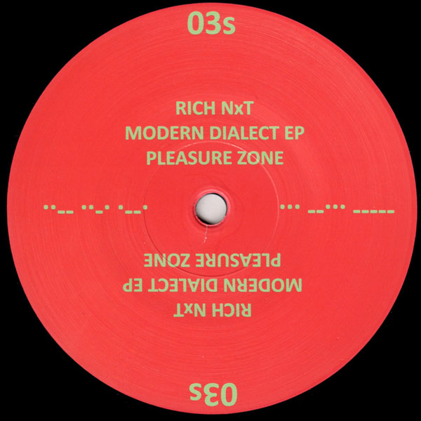 rich-nxt-modern-dialect-ep-pleasure-zone-cover